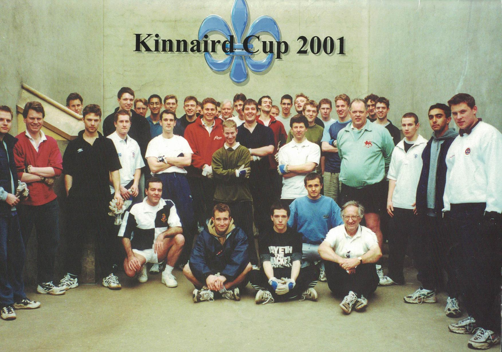 kinnaird group 2001